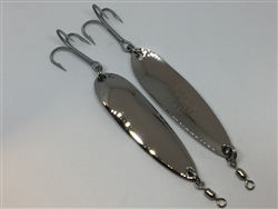 1 1/2 oz. Silver Stainless Gator Casting Spoon.