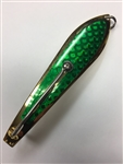 <b>350 Gator Kingspoon Gold- Emerald Tape</b>
