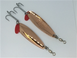 <b>1/2 oz. Copper Gator Casting Spoon</b>